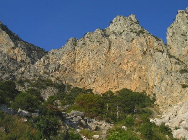 Гора Геликон