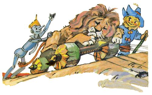 Перевозка льва