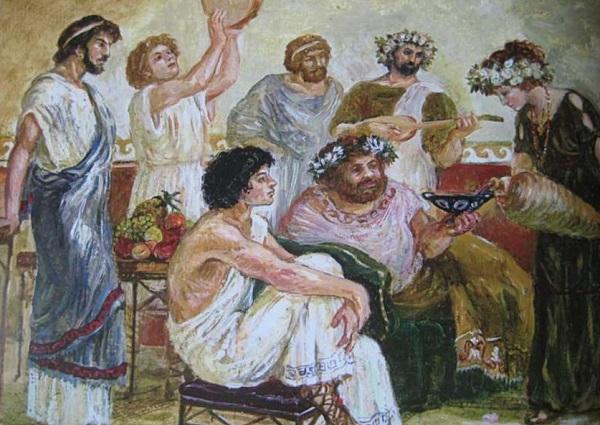 Аргнавты на острове Лемнос