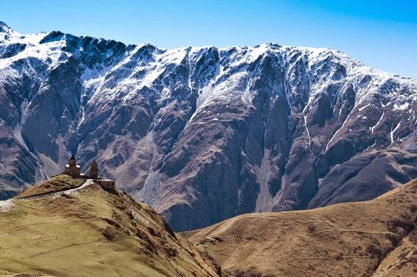 Вершины Кавказа
