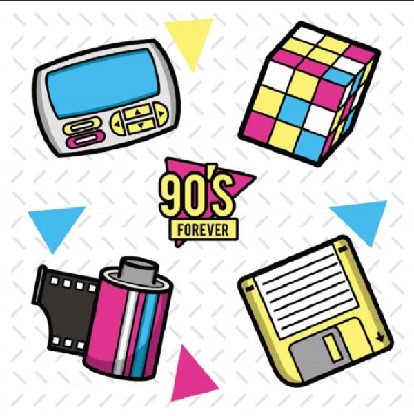 Вещи из 90-х
