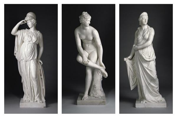 Гера и Афина у Афродиты