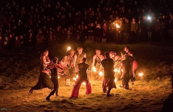 Древний кельтский праздникБелтейн