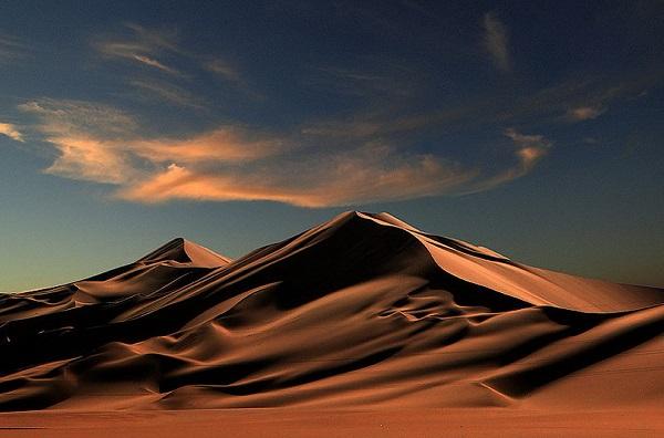 Ливийская пустыня