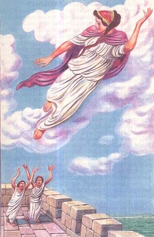 Нимфа Нефела