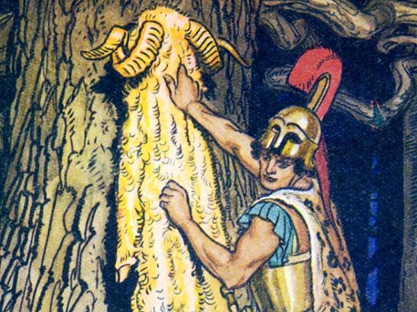 Похищение золотого руно