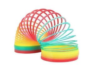 """Пружинка """"Slinky"""" радуга"""