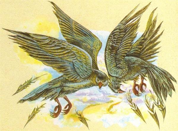 Птицы-стимфалиды