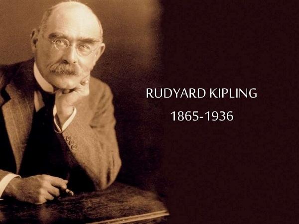 Редьярд Киплинг