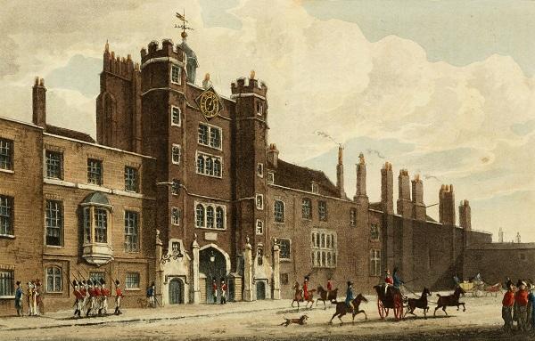 Сент-Джеймсский дворец