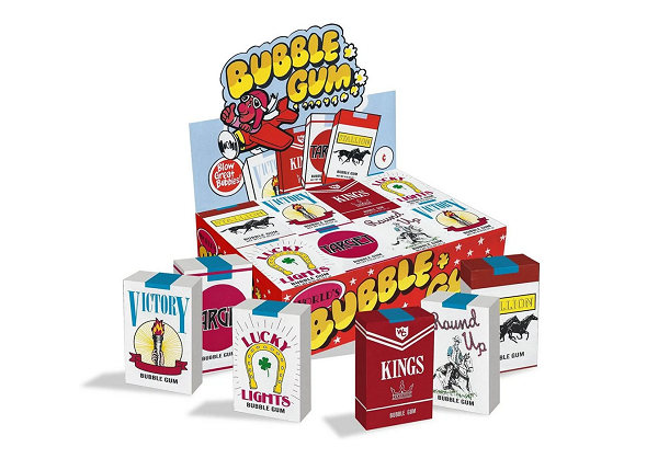 Сигареты Bubble Gum