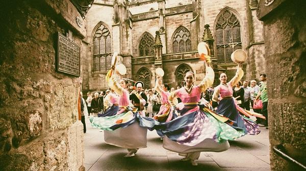 Фестиваль «Фриндж» в Эдинбурге