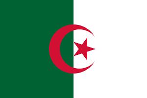 Флаг Алжира