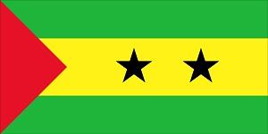 Флаг Сан - Томе и Принсипи