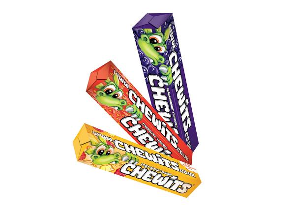 Конфеты CHEWITS