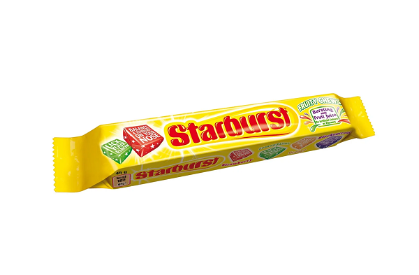 Жевательные конфеты Starburst