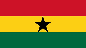 Гана - флаг