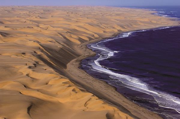 Намиб и Атлантический океан