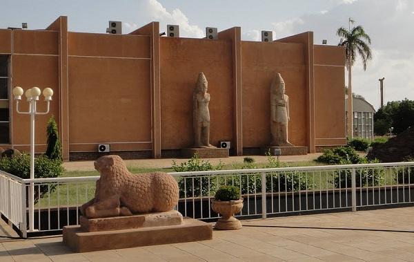 Национальный музей в Хартуме (Судан)