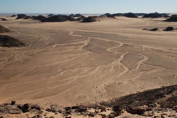 Нубийская пустыня