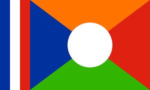 Флаг Реюньона