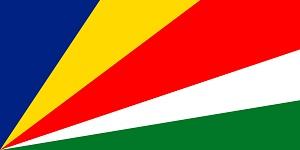 Флаг страны Сейшелы