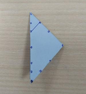 Линия разреза для получения фигуры 2