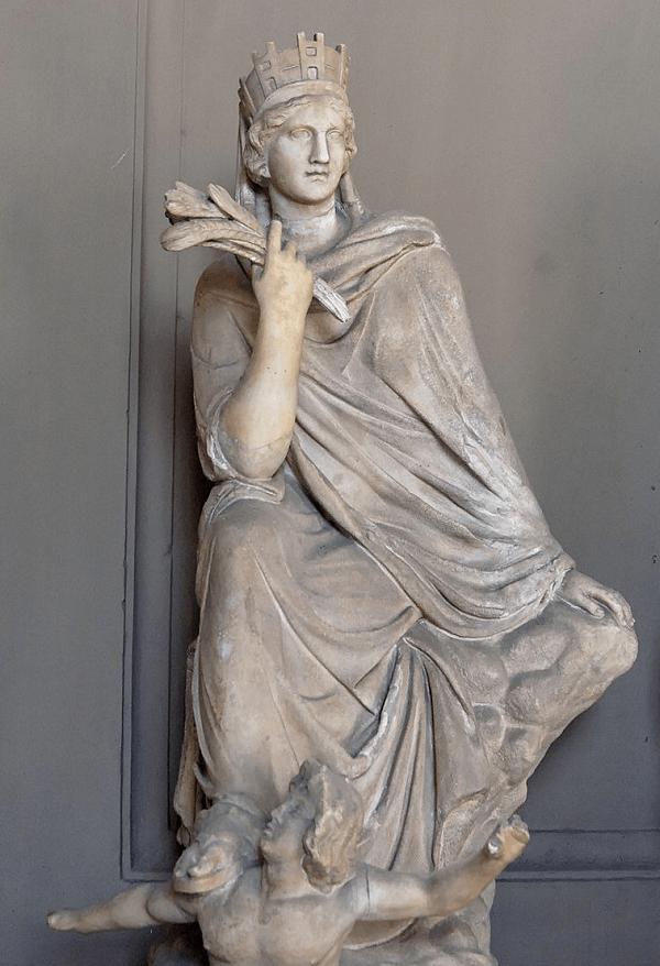 Богиня Тюхэ