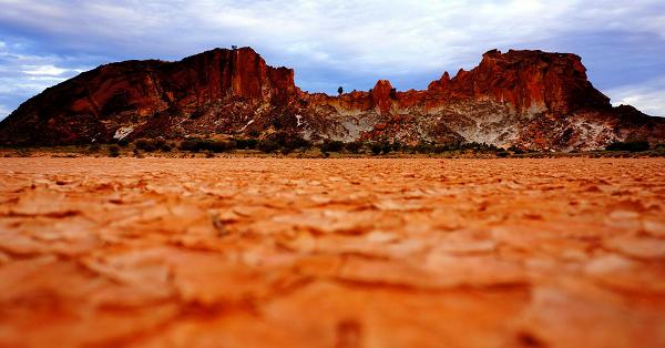 Пустыня Виктория