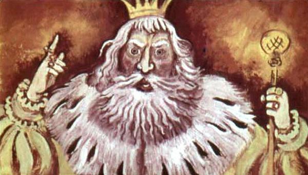 Разгневанный король