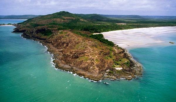 Самая северная точка Австралии - мыс Йорк