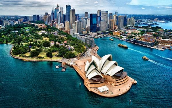 Самое-самое в Австралии