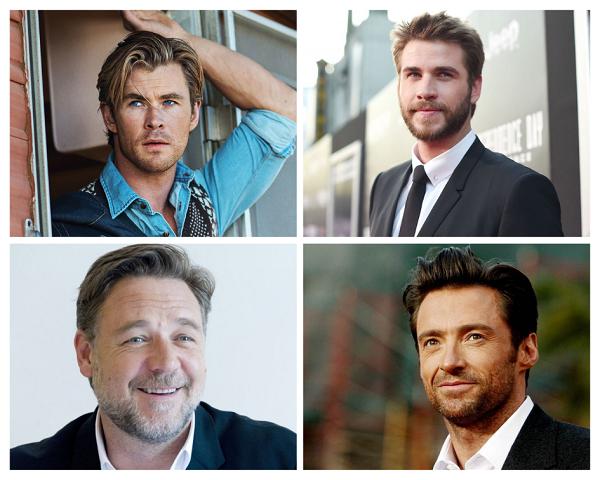 Самые красивые мужчины Австралии
