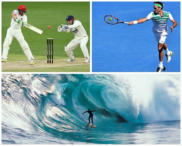 Самый популярный спорт в Австралии