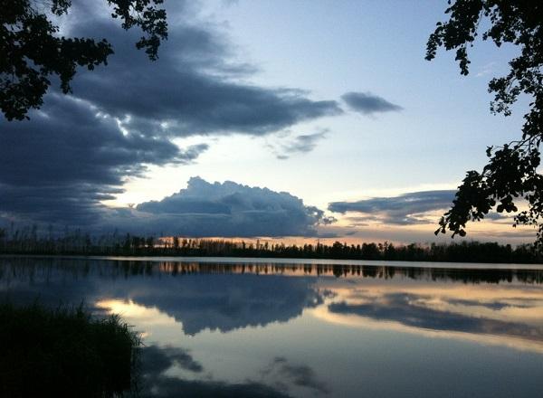 Урженское озеро