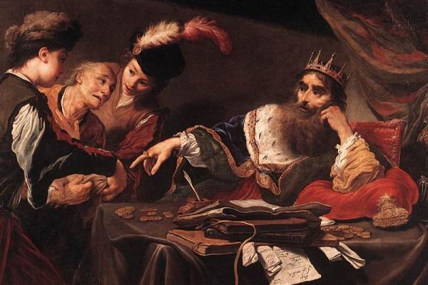 Крёз - царь Лидии