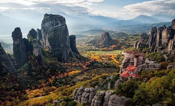 Фессалия в Греции