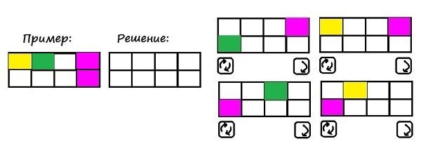 Цветные карточки - 2 класс