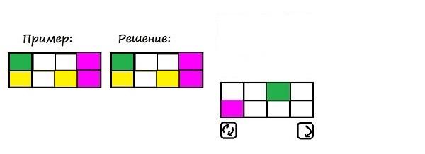 Цветные карточки - 3 класс - шаг 8