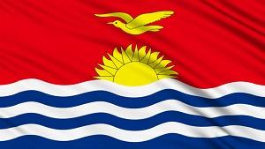 Флаг Киребати