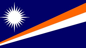 Флаг Республики Марша́лловы Острова