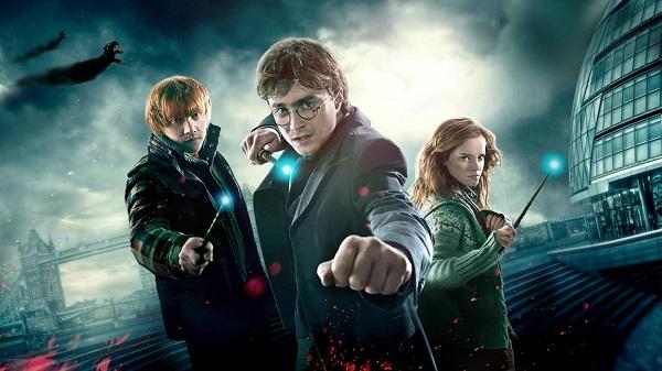 Гарри Поттер и Дары Смерти (Часть 1)
