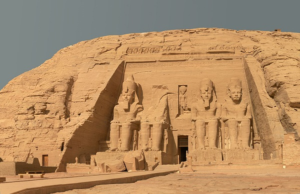 Скальный храм Рамзеса II