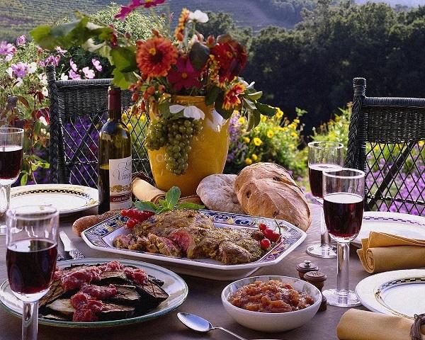 Французский кухня