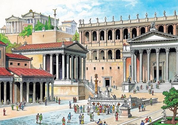 Форум в Древнем Риме