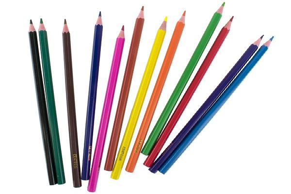 Гришины покупки - 12 карандашей