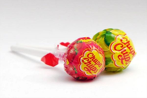 Гришины покупки - две разных конфеты