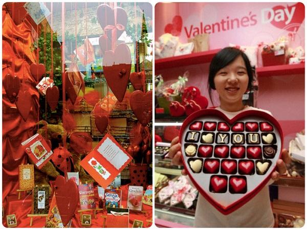 День влюбленный в Корее