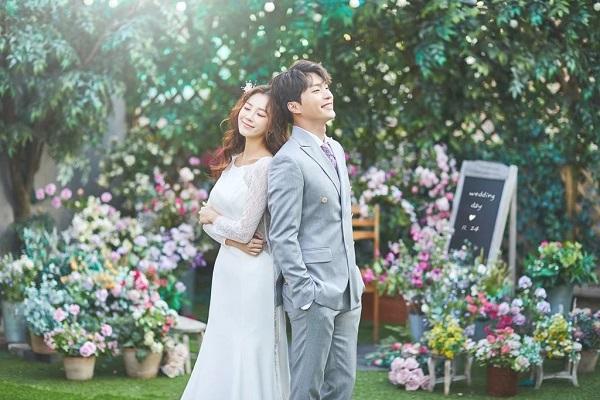 Свадьба в Южной Корее