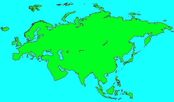 Самое-самое в Евразии
